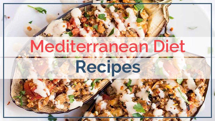 Mediterranean Diet Cooking Recipes
